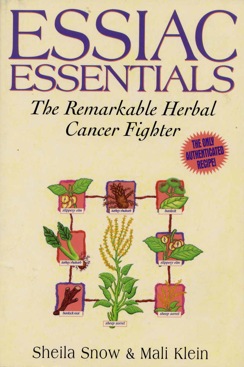 Cancer cure essiac herbal tea - Essiac Essentials The Remarkable Herbal Cancer Fighter