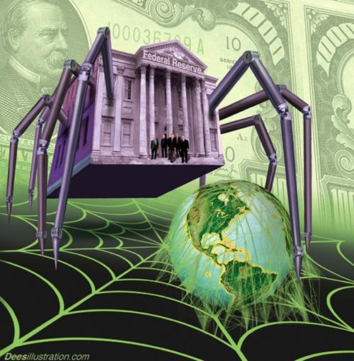 The Illuminati's Secret $20 Trillion Bank